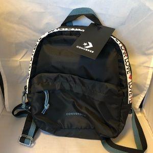Converse love mini backpack